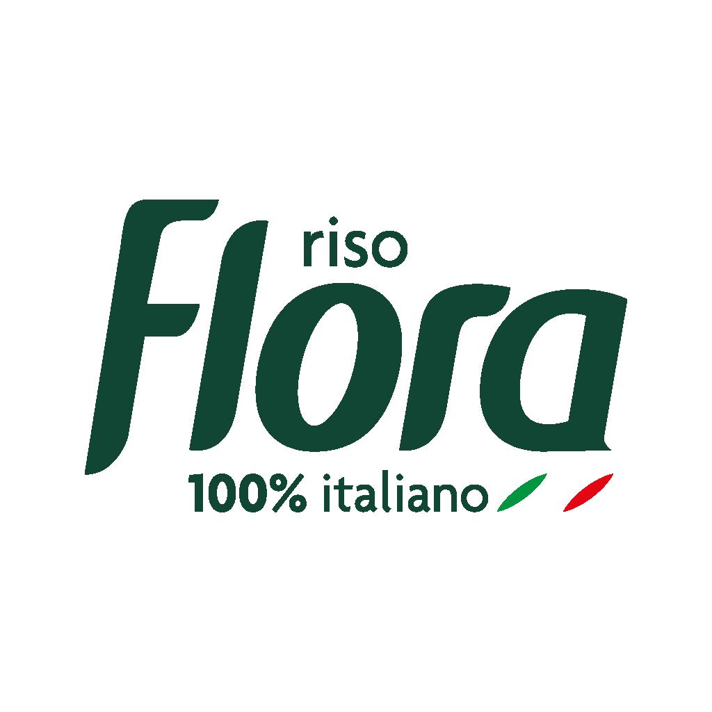 Logo Flora - Gruppo Colussi